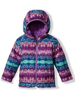 The North Face Toddler Girl's Reversible Mossbud Swirl Jacke