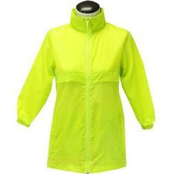 Totes Girls Packable Rain Jacket
