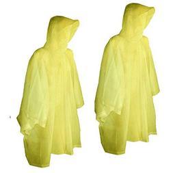 Totes Raines Children's Rain Poncho 2 Pack