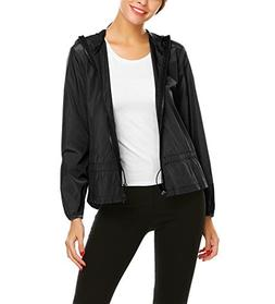 UNibelle Women's Lightweight Jacket UV Protect+Quick Dry Win