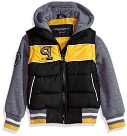 US Polo Association Big Boys' Fashion Outerwear Jacket, UB43