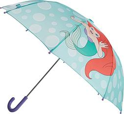 Western Chief Baby Little Girl Character Umbrella, Ariel Dis