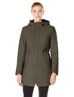 White Sierra Women's Sugarloaf Insulated Long Jacket, Dark S