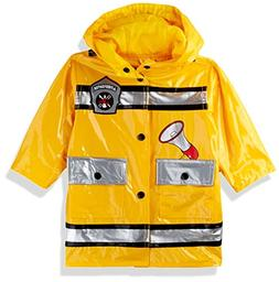 Wippette Baby Boys Inf Fireman Raincoat, Gold, 18m