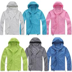 women men rain coat jogger sports hiking