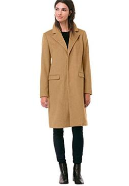 Women's Plus Size Chloe Snap Front Coat