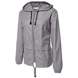 Womens Jacket,Gillberry Lightweight Rain Blouses Outdoor Pac