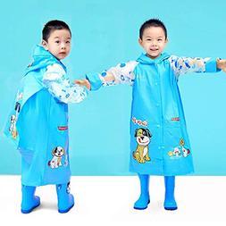 XIAOCHUIYY Children Raincoat Nursery Baby Poncho Child Stude