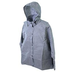 Frogg Toggs Pro Action Jacket, Gray, Size X-Large