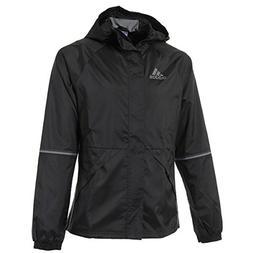 adidas Condivo 16 Youth Soccer Rain Jacket S Black-Vista Gre