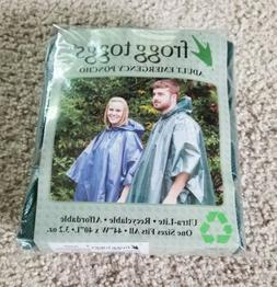 Frogg Toggs Adult Emergency Poncho