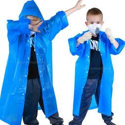 Adult Rain Coat Poncho Waterproof Raincoat Protective Jacket