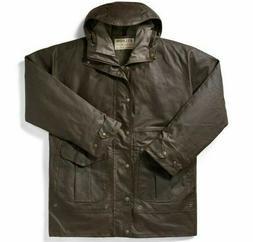 Filson All Seasons Rain Coat -CHOOSE SIZE- 11010695 Olive Br
