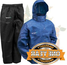 Frogg Toggs All Sport Rain Suit Jacket & Pants Gear Wear Spo