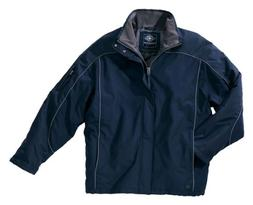 Charles River Men's Alpine Parka Navy XS