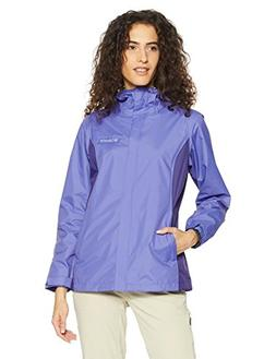 Columbia Women's Arcadia II Waterproof Breathable Jacket wit