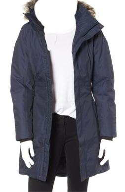 The North Face Women's Arctic Parka II - Urban Navy - XL
