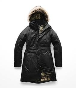 The North Face Women's Arctic Parka II - TNF Black & New Tau