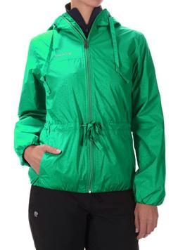 COLUMBIA Aurora's Wake II Omni-Shield Rain Jacket Woman L