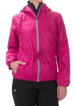 COLUMBIA Aurora's Wake II Omni-Shield Rain Jacket Woman M