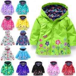 fa8508977143 Girls  Outerwear Jackets   Coats Rain Coat