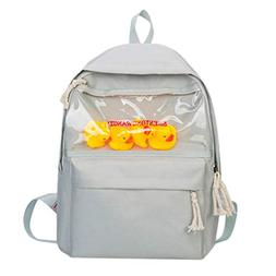 YJYdada Backpack, Child Baby Girls Boys Kids Duck Animal Stu
