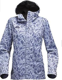 The North Face Women's Berrien Hooded rain Jacket