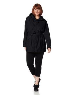 Columbia Women's Plus-size Pardon My Trench Plus Size Rain J