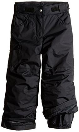 Columbia Little Girls' Toddler Starchaser Peak II Pant, Blac
