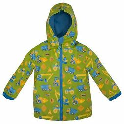 Stephen Joseph Boys' All Over Print Rain Coat, Construction,