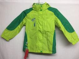 KID1234 Boys' Lightweight Rain Jacket Quick Dry Waterproof H