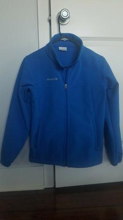 boys sz large columbia jacket rain coat