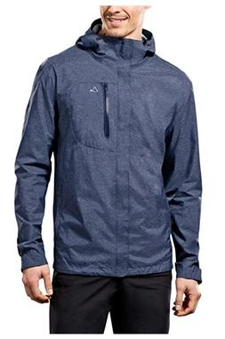 Paradox Waterproof & Breathable Men's Rain Jacket / XL / blu