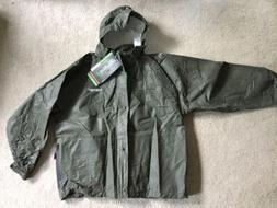 Frogg Toggs Bull Frogg Jacket Rain Coat Stone XL