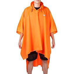 Camping Rain Coat Lightweight Multifunction Backpack Rainwea