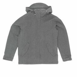 Makia Canopy Jacket - Grey Melange