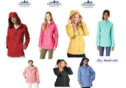 Charles River Women's New Englander Rain Jacket