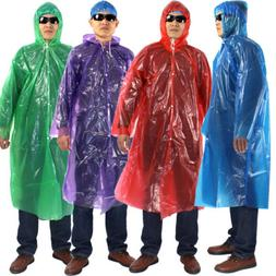fashion sample disposable emergency rain coat outdoor