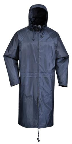 Portwest Classic Rain Coat Adult Waterproof Long Protection,