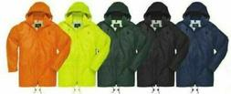 Portwest US440 Classic Waterproof Rain Jacket Sizes S-6XL, 5