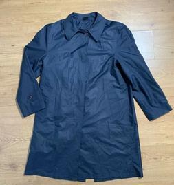 Totes Coat Packable Long Trench Raincoat Rain Jacket Travel