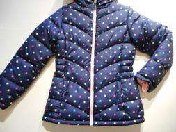 Coats Girls outerwear Jackets Navy Blue Bubble jacket Puffer