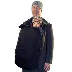 Coldsnap Coat-extension Baby Cover Keeps Baby and You Warm a