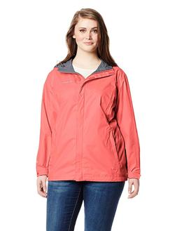 Columbia Women's Plus-Size Big Arcadia II Jacket