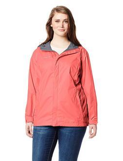 Columbia Women's Plus-Size Big Arcadia II Jacket