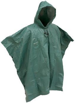 Frogg Toggs ® Dark Green Ultra Lite Rain Poncho Fishing Cam