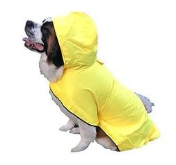 HugeHounds Extra Large Dog Raincoat by Huge Hounds for XL La