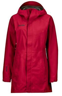 Marmot Essential Women's Lightweight Waterproof Rain Jacket,