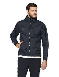 Columbia Men's EvaPOURation Waterproof Jacket 2X BLUE