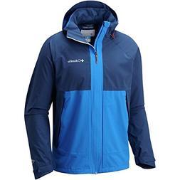 Columbia Evolution Valley Jacket - Men's Super Blue/Carbon,